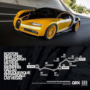 GRX 2018: Everything you need to know about the goldRush rally