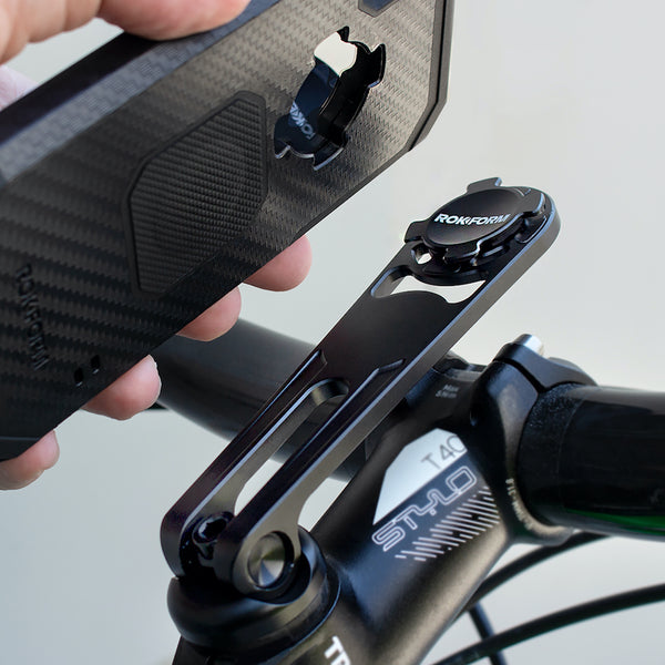 V4 bike mount for phones