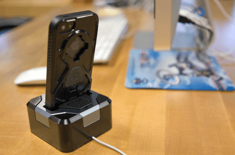 iPhone RokDock