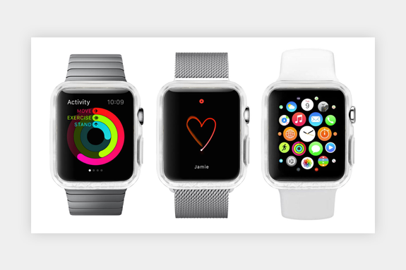 apple watch original looks