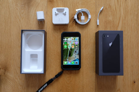 purchase cheap 5ad53 1cb40 Fast Charging for your iPhone 8, 8 Plus, or X | Rokform