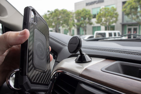 What S The Best Phone Mount For Your Truck Rokform