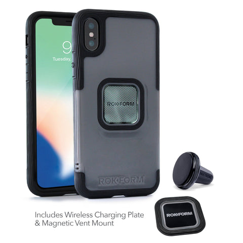 Socket Case iPhone X Rokform
