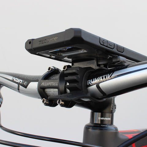 rokform sport handlebar iphone bike mount