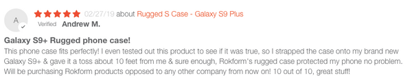 rokform rugged s galaxy review 3