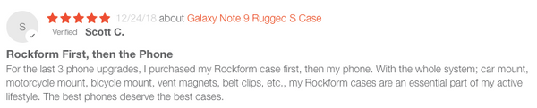 rokform rugged s galaxy review