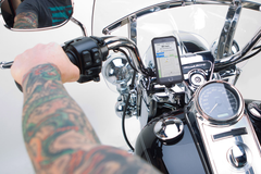 motorcycle mount by rokform