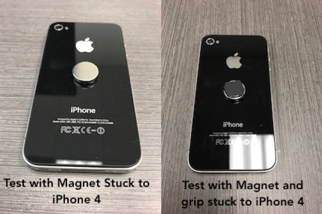 Our Magnets will not harm your phone guaranteed! - Rokform