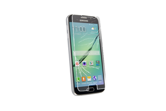 Galaxy S6 protective screen protector