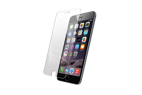 iPhone 6/6S Plus Tempered Glass protective screen protector
