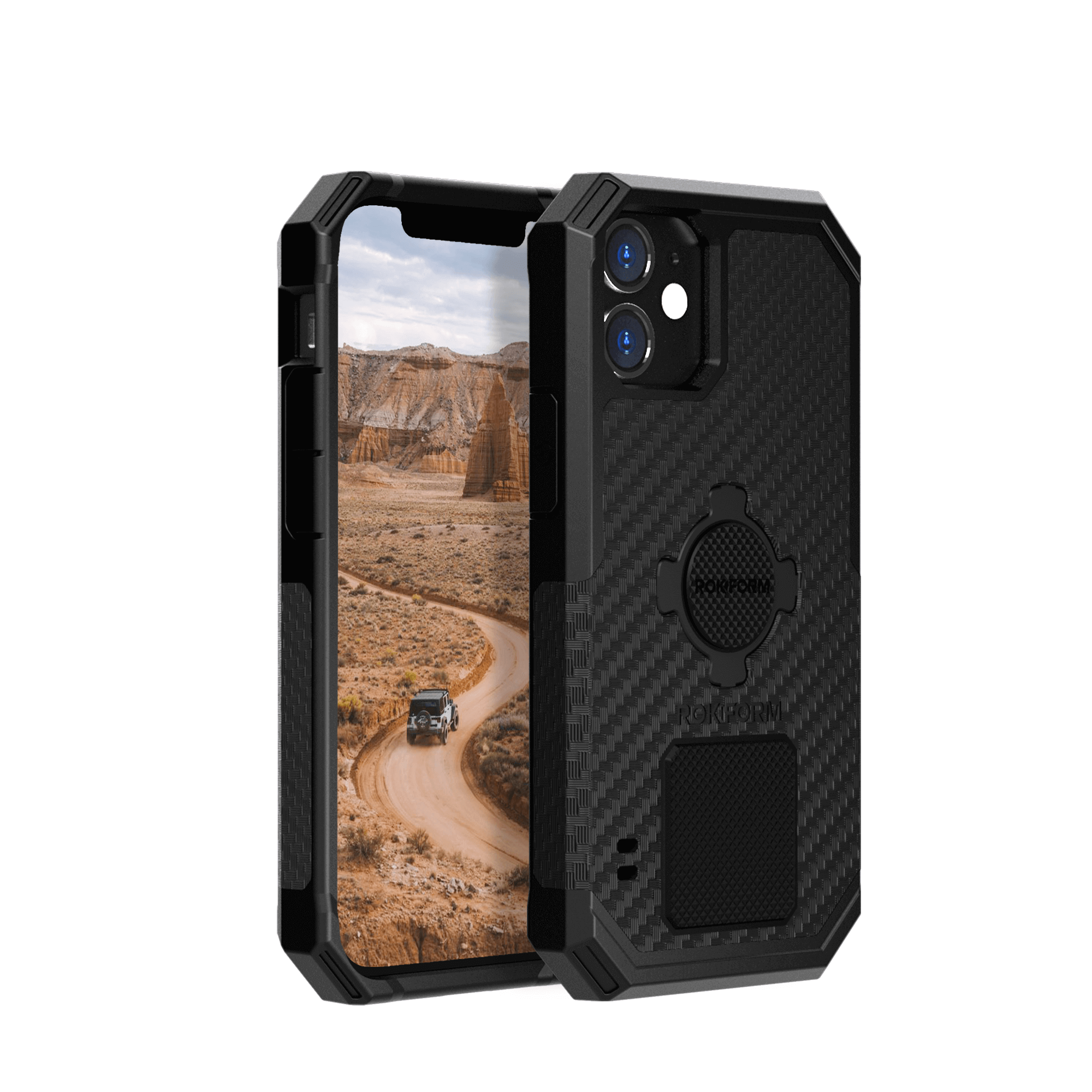 Rugged Case - iPhone 12 Mini
