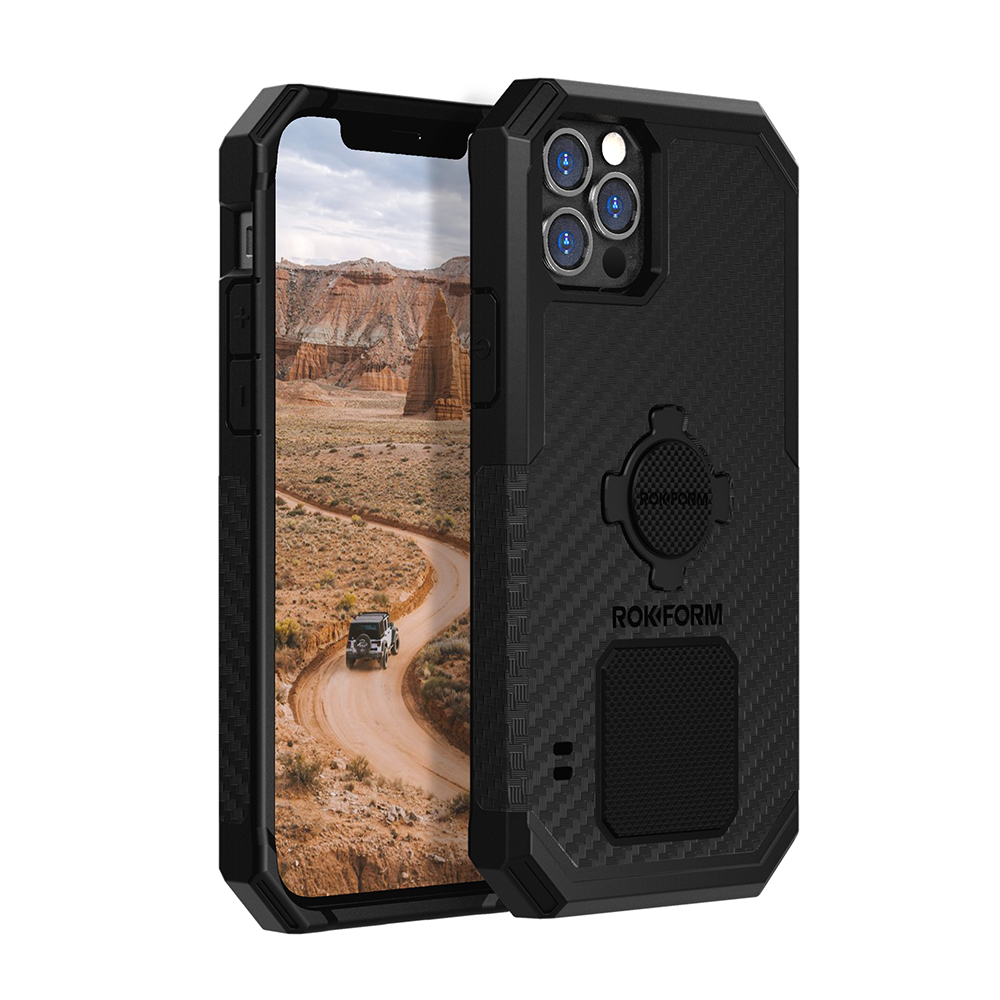 Rugged Case - iPhone 12 Pro