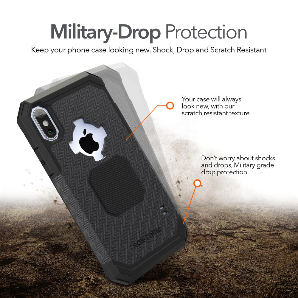 Rugged Case - iPhone XS/X