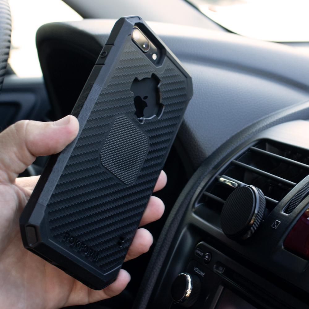 Rugged Case - iPhone 8/7/6 Plus