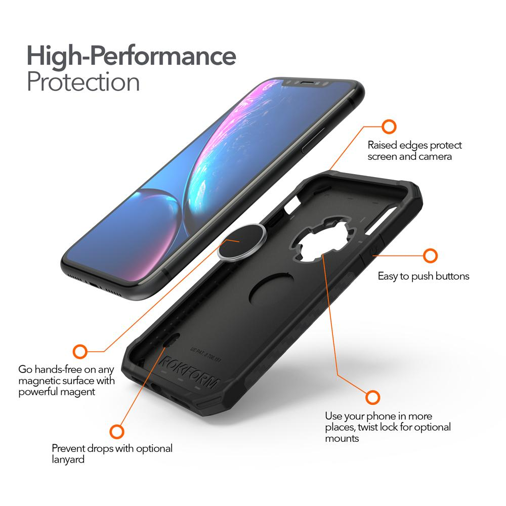 Rugged Case - iPhone XR