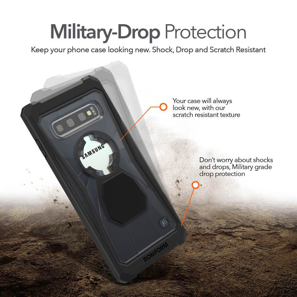 Rugged S Case - Galaxy S10