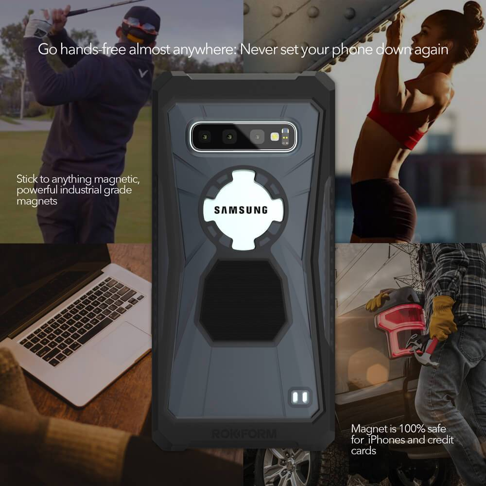 Rugged S Case - Galaxy S10 Plus