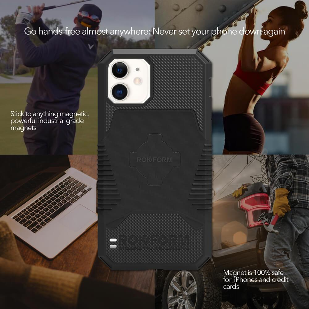 Rugged Wireless Case - iPhone 11