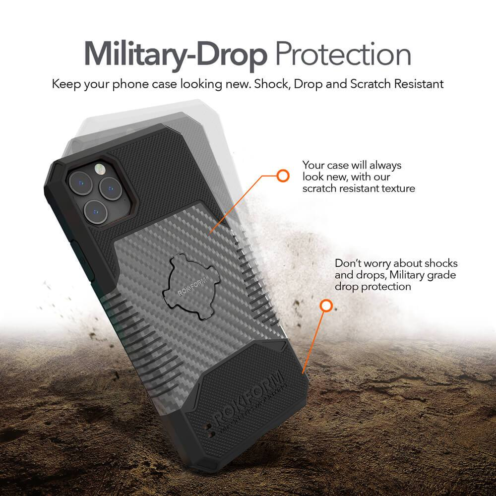 Rugged Wireless Case - iPhone 11 Pro Max