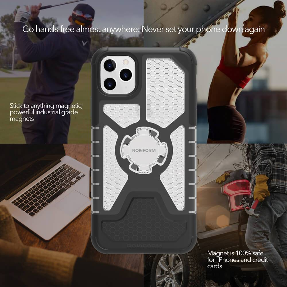 Crystal Wireless Case - iPhone 11 Pro