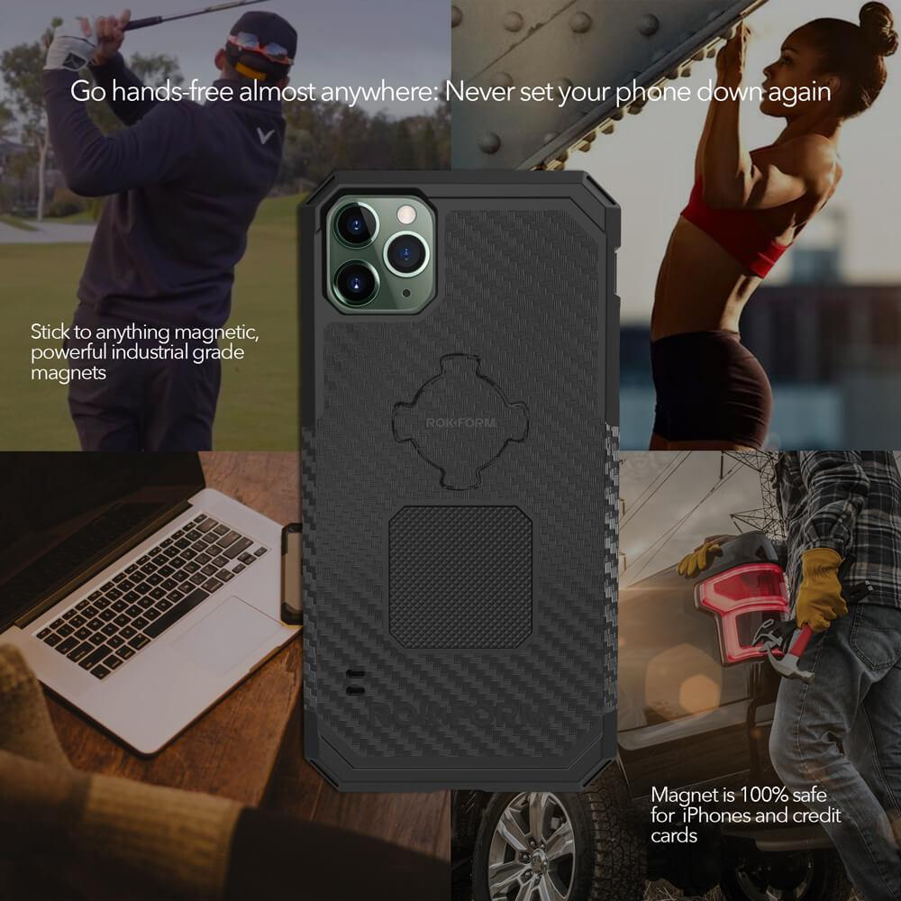 Rugged Case - iPhone 11 Pro
