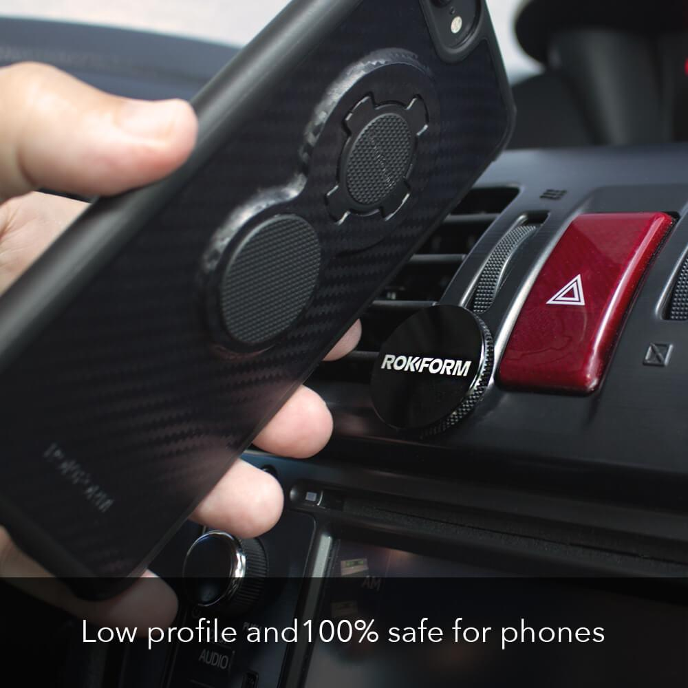 Low Pro Magnetic Car Dash Mount