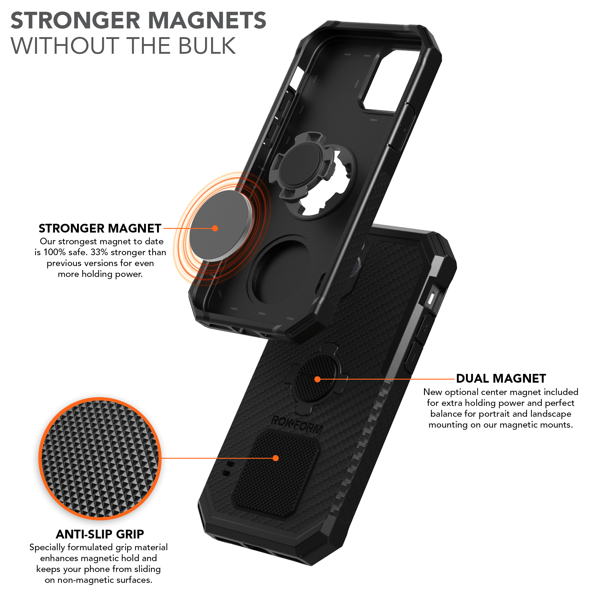 Rugged Case - iPhone 12 Pro Max