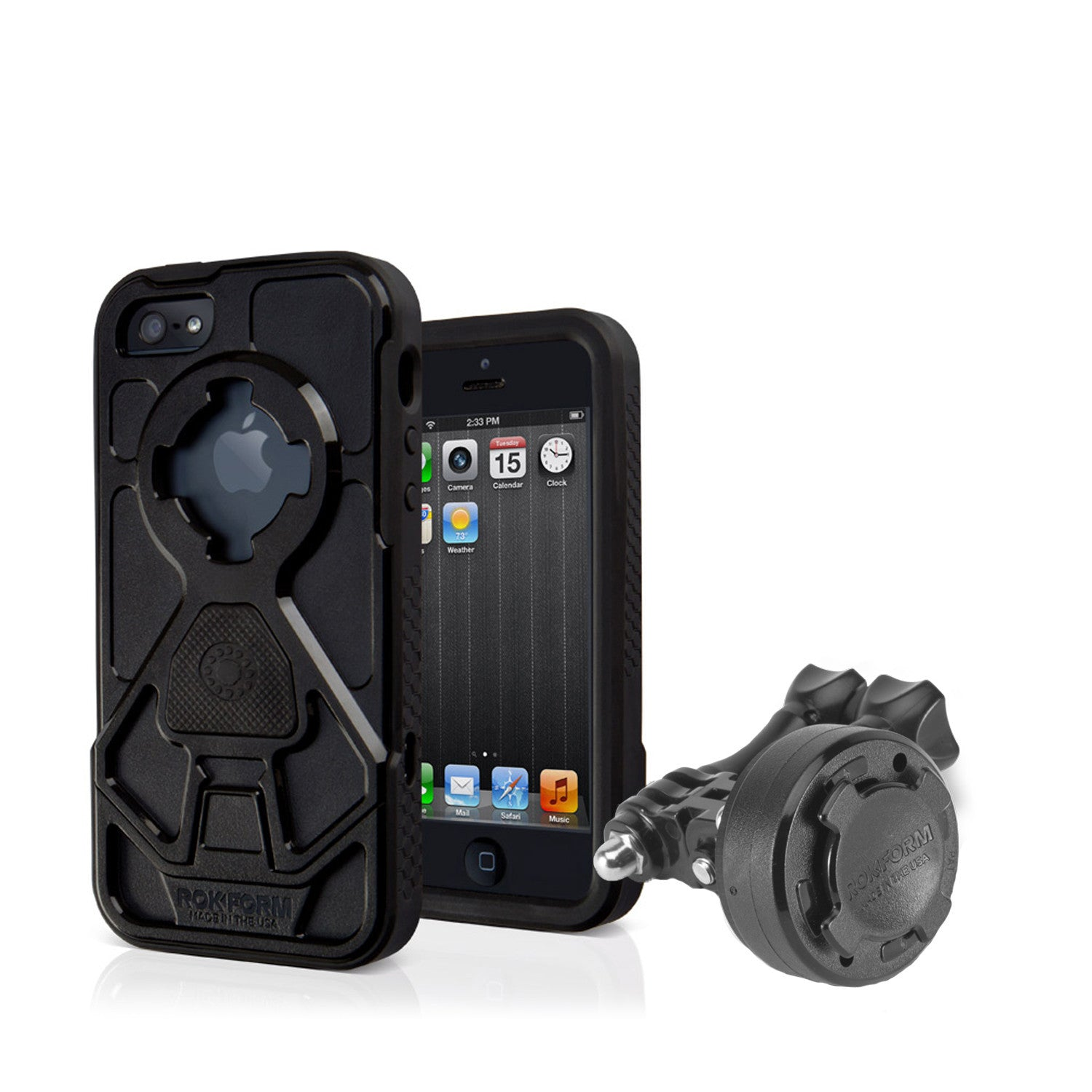 iPhone SE/5/5s GoPro Mount Kit - Rokform