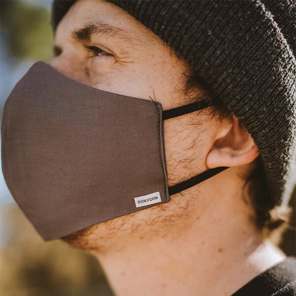 Rokform x Kanji Handmade Cotton Blend Fabric Facemask