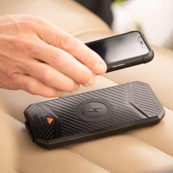 Rugged Portable Wireless Charger