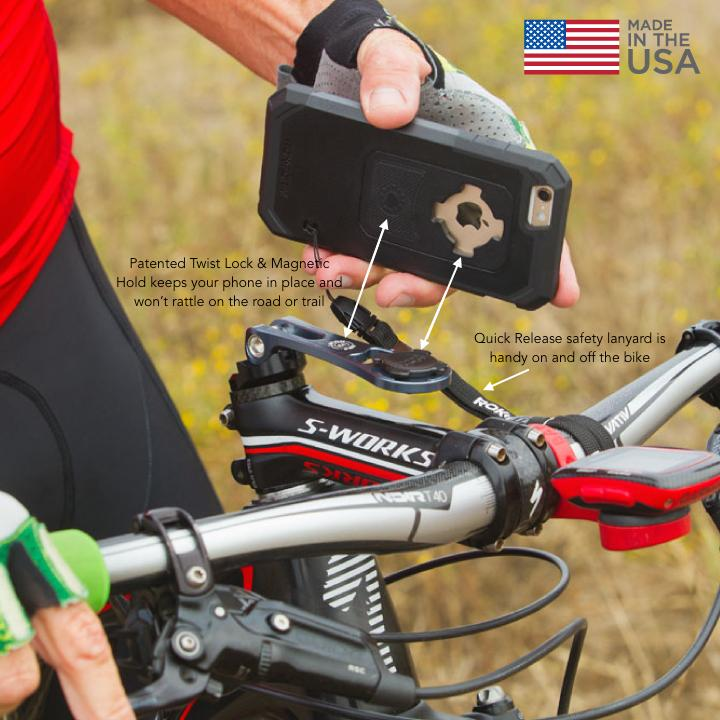 Pro Series iPhone Bike Mount - Rokform