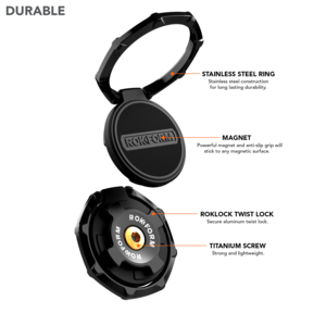 Sport Ring – Magnet Powered Phone Ring Stand Grip