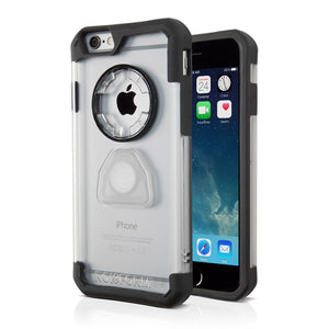 iPhone 6/6s Crystal Case and Tempered Glass Screen Protector - Rokform