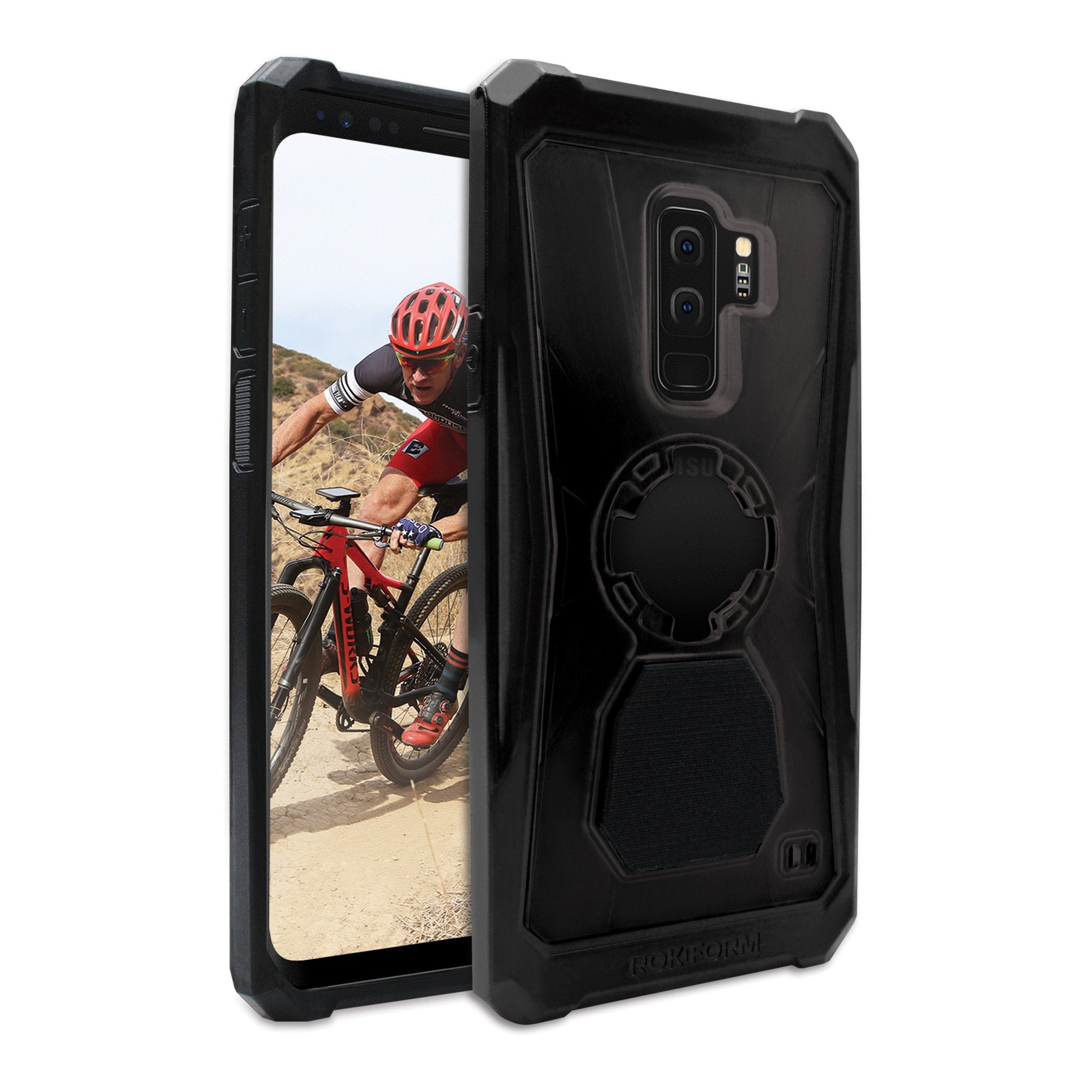 Rugged S Case - Galaxy S9 Plus - Rokform