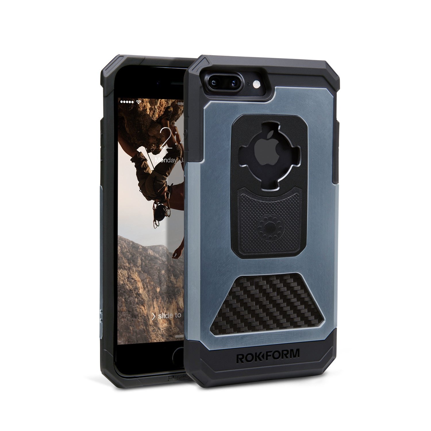 Fuzion Pro Back Plate - iPhone 8 Plus / 7 Plus - Rokform