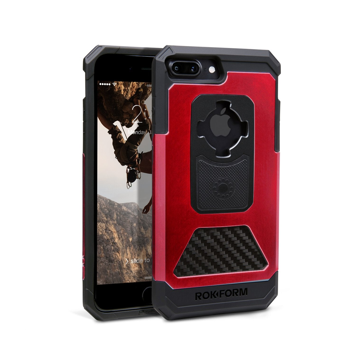 Fuzion Pro Back Plate - iPhone 8 Plus / 7 Plus