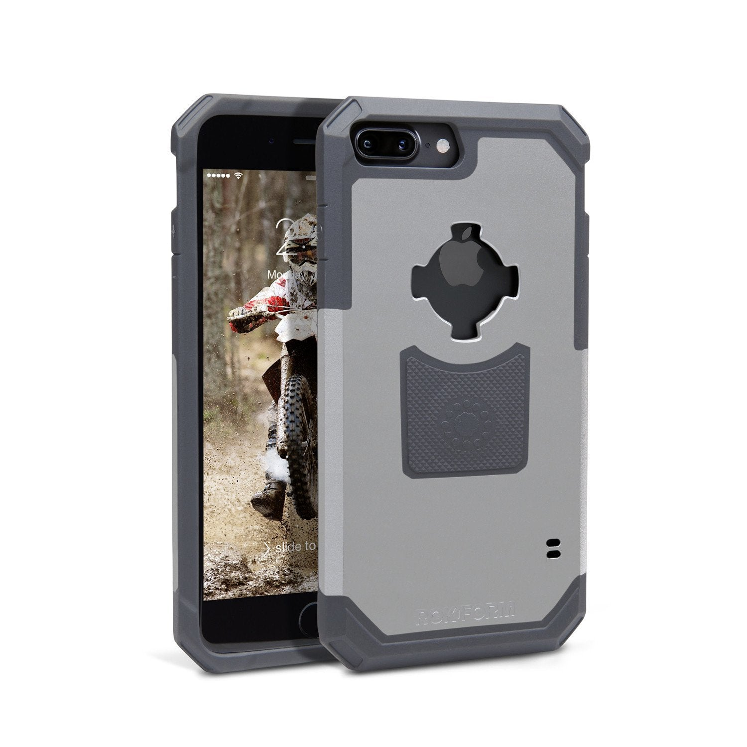 watch 879ba 61e62 Rugged Case - iPhone 8 Plus / 7 Plus