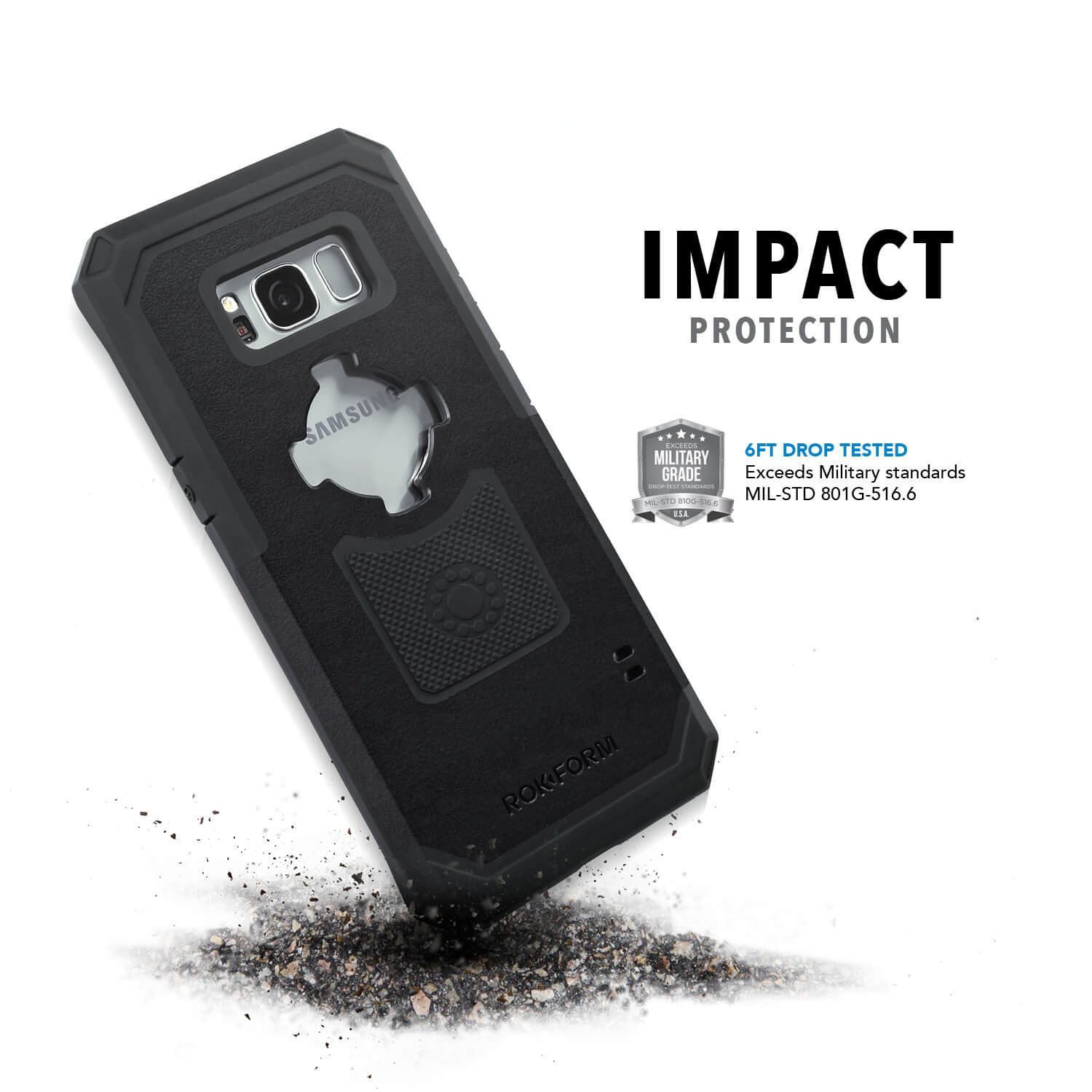 Galaxy S8 Rugged Case - Rokform