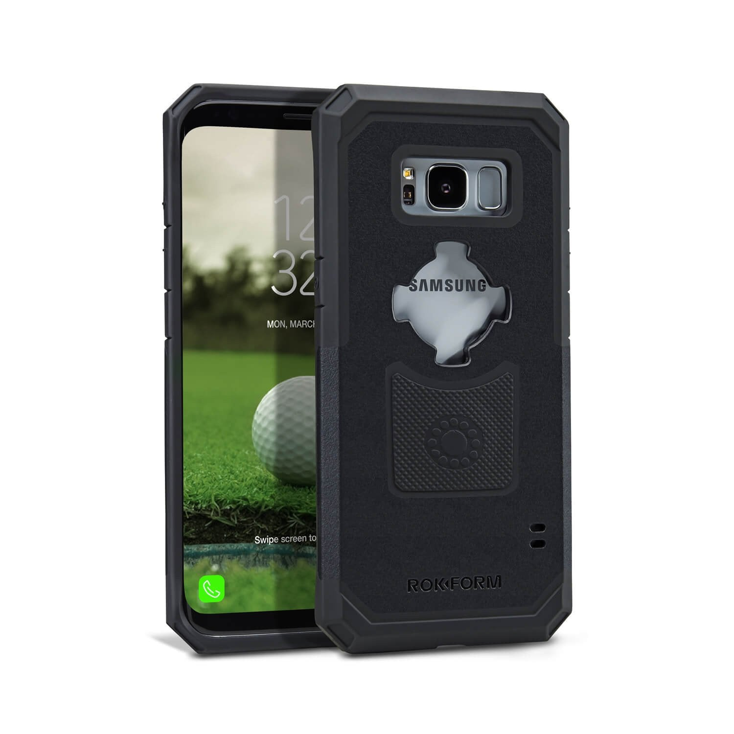 Lovely Galaxy S8 Plus Rugged Case