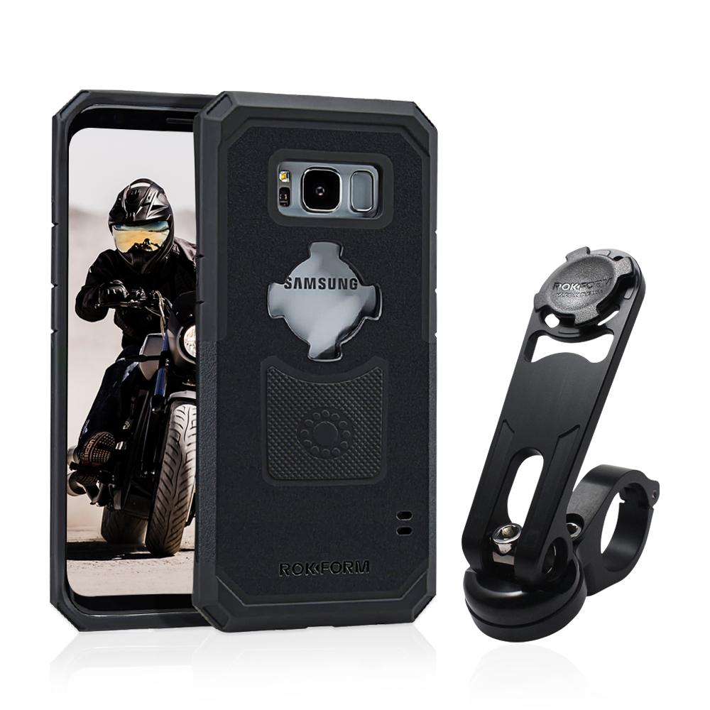 Galaxy S8 Pro Series Motorcycle Handlebar Mount Kit