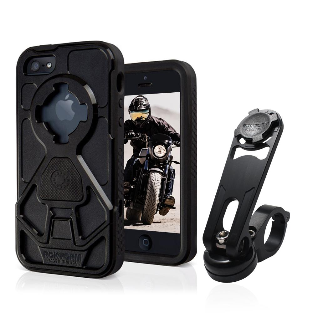 iPhone SE/5/5s Pro Series Motorcycle Handlebar Mount Kit