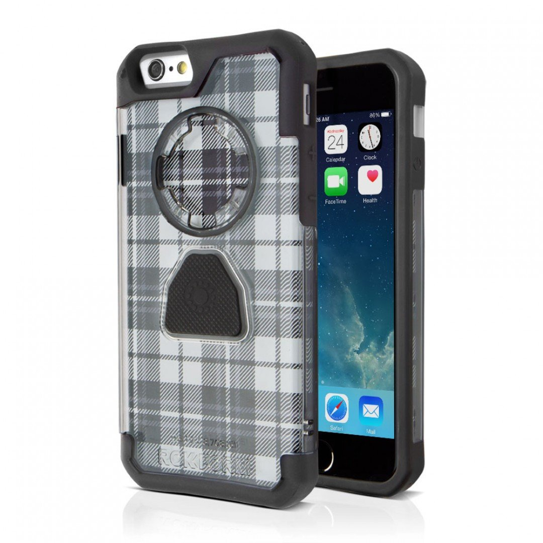 iPhone 6/6s Crystal Case with Sticker - Rokform