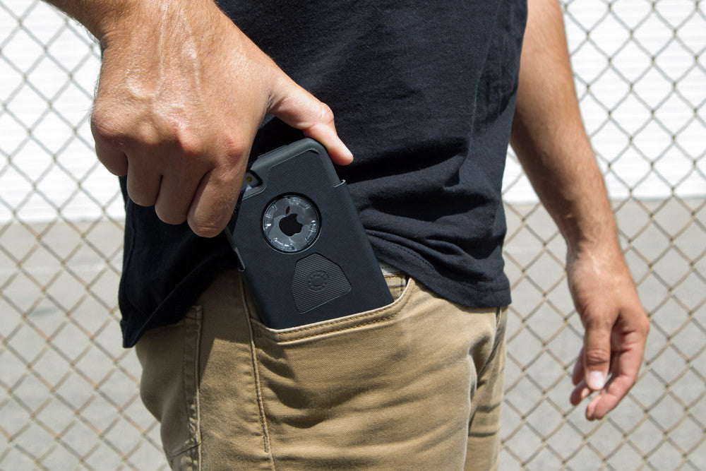 iPhone 6/6s Plus Stowaway Case - Rokform