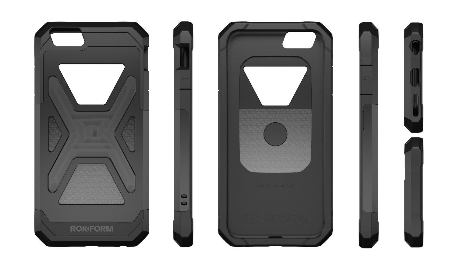 iPhone 6/6s Plus Fuzion Case - Rokform