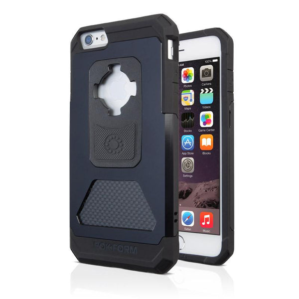 Aluminum protective iphone 6 plus case for 5 5 screen integrated