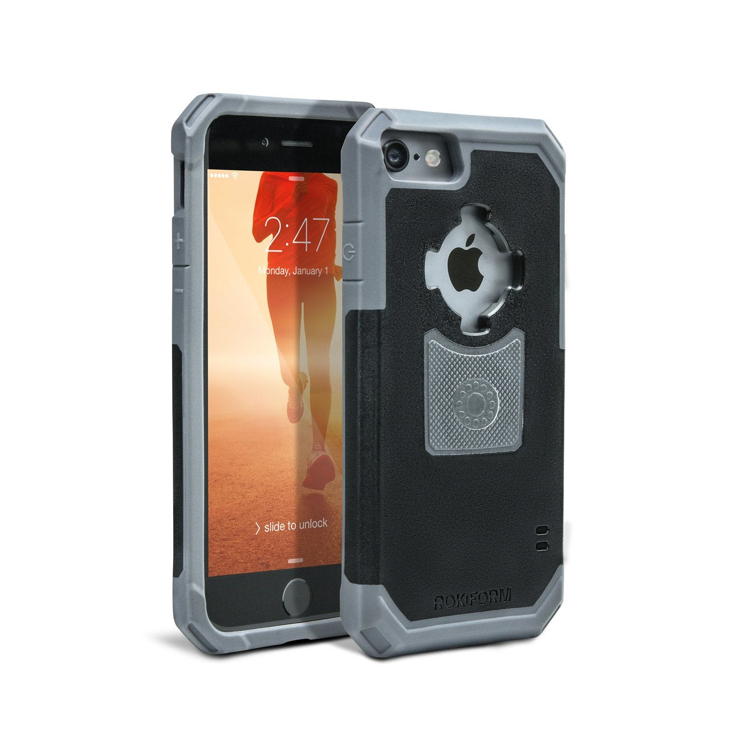 Rugged Case - iPhone 8 / 7 - Rokform