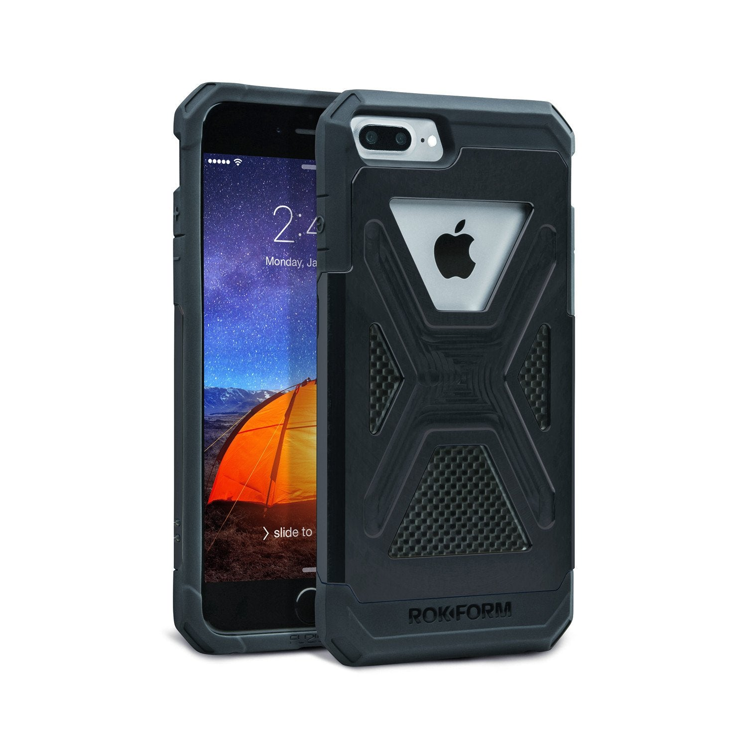 Fuzion Case - iPhone 8 Plus / iPhone 7 Plus - Rokform