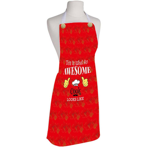 meSleep Awesome Ccok Kitchen Apron