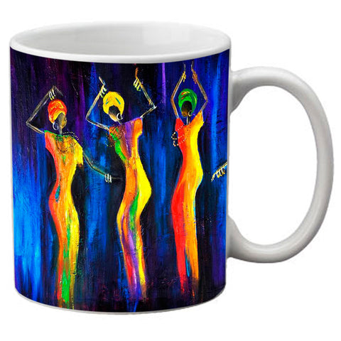 meSleep   Four Ladies  Mug