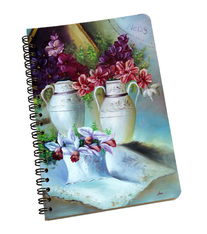 meSleep  Flower Notepad, Color: Multi